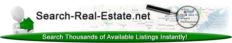 Search Real Estate Instantly!